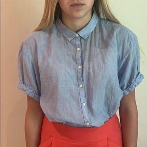 Business casual gap shirt